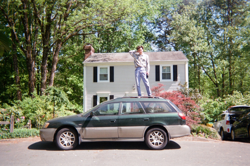 Andrew Montana featuring Wesley the 2002 Subaru Outback